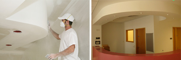 drywall contractor northern ireland | g mullan contracts ltd