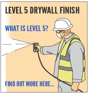 level 5 drywall finish | dry lining company northern ireland uk