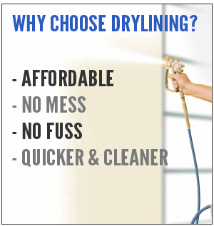 why choose drylining | dry lining company northern ireland uk